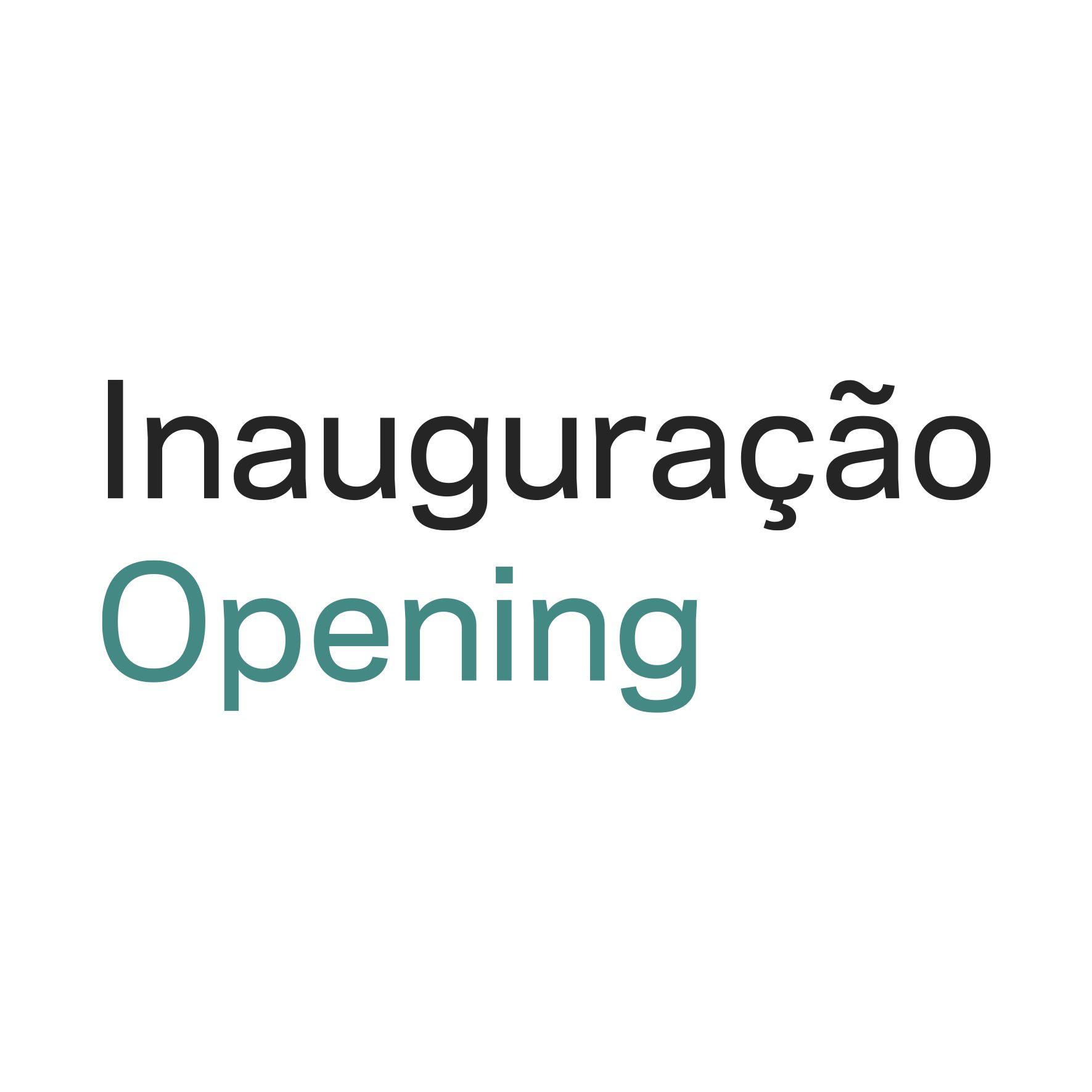 Inauguração